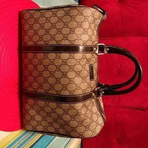 Authentic Gucci satchel bag 193603 001998.